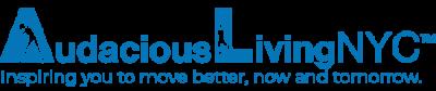 Audacious Living NYC™ Logo